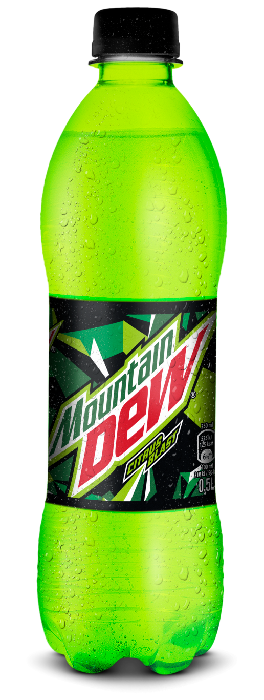 Mountain Dew 0,5